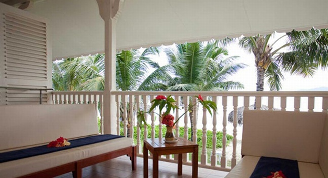 LA DIGUE  ISLAND LODGE HOTEL - La Digue