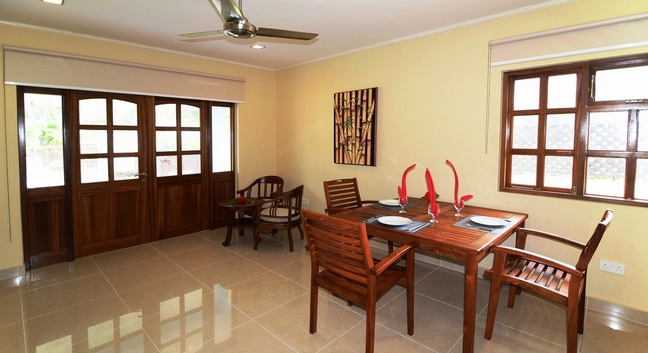 LE RELAX SELF CATERING LA DIGUE - La Digue